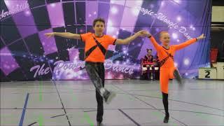 Jule Kirchner & Paul Mattern - Saar Kings Cup 2018