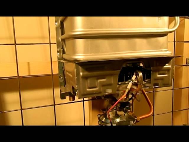 Подробный обзор газовой колонки Vaillant XZ C Продажа, доставка, ремонт газ