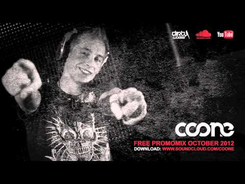 Coone - Free Promomix October 2012