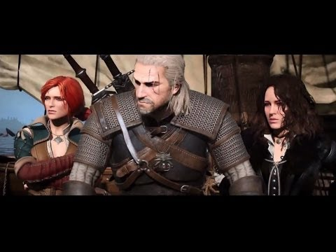 The Witcher 3 - All Trailers