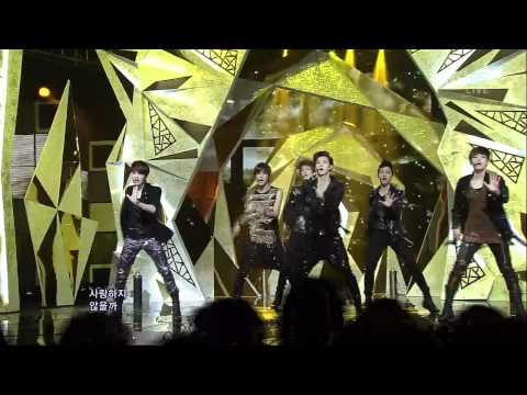 Exo-k [mama] sbs Inkigayo 인기가요 20120422 video