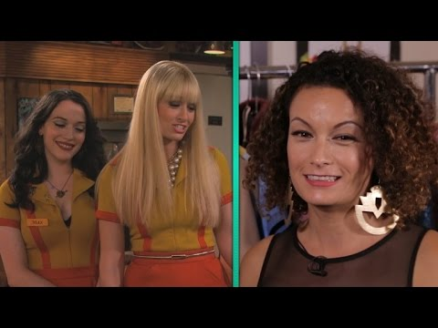 Secrets from the Stylist:  Go Inside the '2 Broke Girls' Costume Closet