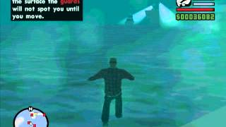"GTA : San Andreas - Mission#52 - ""Amphibious Assault"" - (PC)"