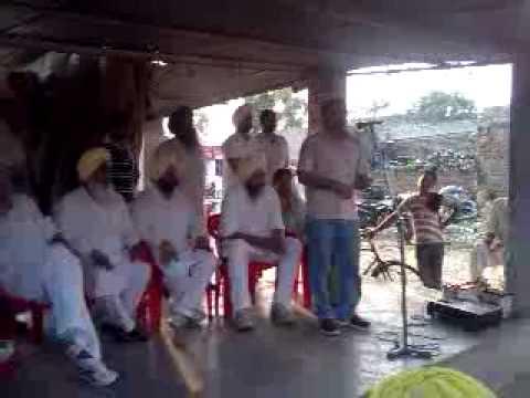 Co  Bhagmant Maan In Passi Kandi 04 07 2012 By   Kulwinder Matharu