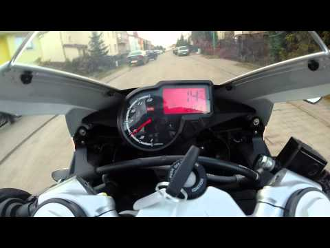 Aprilia RS4 RS125 GoPro Hero 3+ Silver Edition #1
