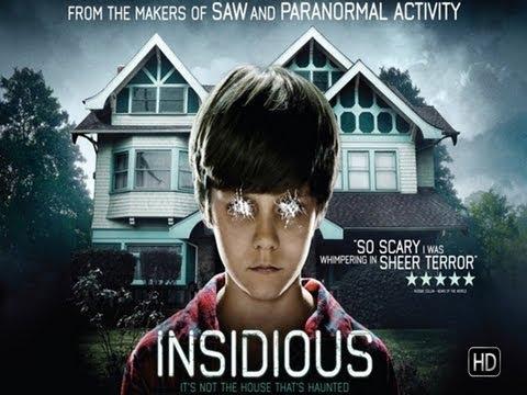 Insidious – Trailer Italiano