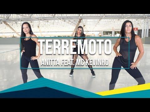 Terremoto - Anitta Feat MC Kevinho  Coreografia - SóRit