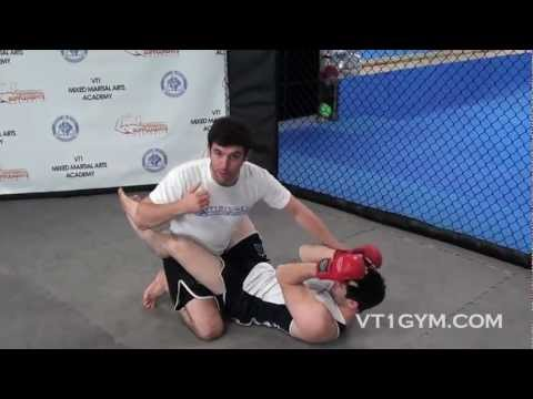 MMA Sydney - Ground and Pound with Passing Image 1