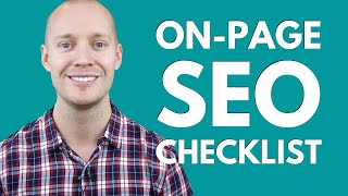 On-Page SEO Checklist for 2020 (Ultimate Guide)