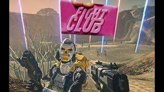 Woodman's Fight Club (PlanetSide 2)