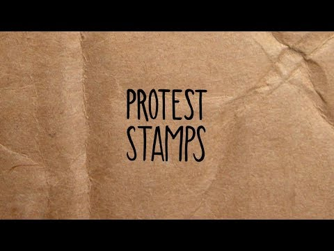 Correos gana dos Caples Awards con su campaña 'Protest Stamps'