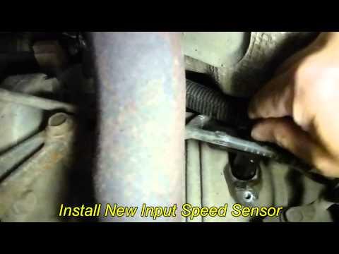 Dodge & Jeep Transmission Sensor Replacement On 45RFE & 545RFE