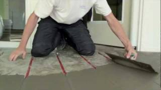 EUROCOL | HOW TO | levelling / smoothing sub floors