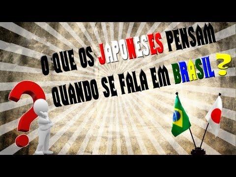 O que alguns japoneses pensam do Brasil? - AMJ