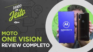 Motorola One Vision - Review / Análise Completa