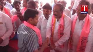 Opposition Party Leaders Joins In TRS Party At Nagarjuna Sagar  live Telugu - netivaarthalu.com