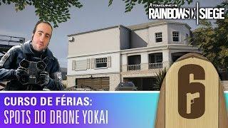 SPOTS DO DRONE YOKAI ECHO   MELIGENI   MAPA RESIDENCIA