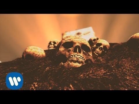 Avenged Sevenfold - Buried Alive Lyric Video Clean Video