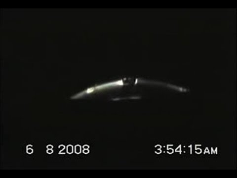 (1 of 3) 2008 Turkey UFO Video - Kumburgaz UFO OVNI (Increased Quality Version)