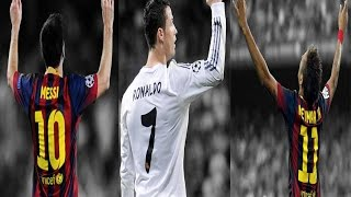 L.Messi ||  C.Ronaldo || Neymar Jr || CO-OP || 2013/2014 || HD