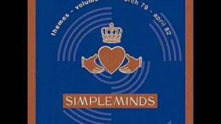 Simple Minds - Themes Vol 1 - theme 2 - Sound in 70 Cities