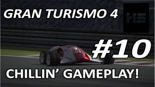 CHILLIN' & RACING WITH HOTSTONE! GRAN TURISMO 4 DRIVING MISSIONS IB #10