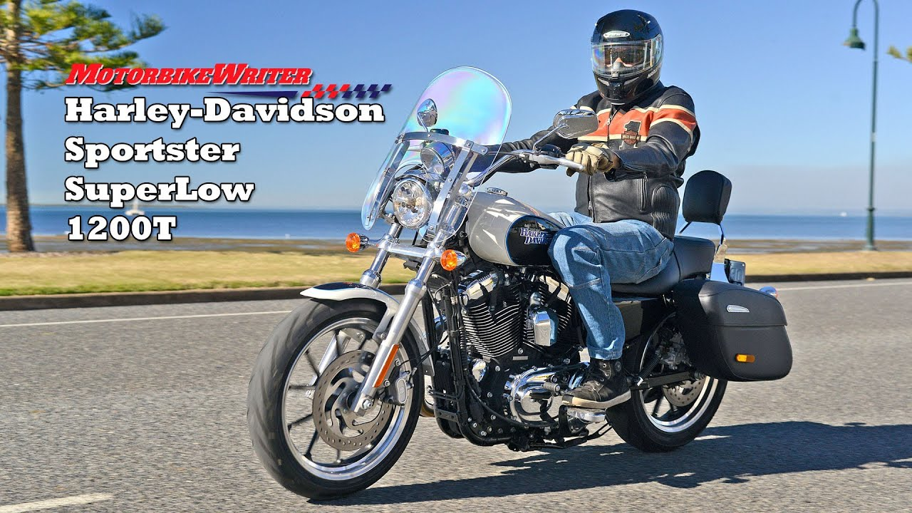 Harley Davidson Xl  T Superlow