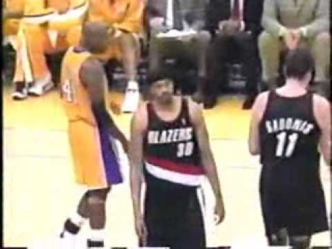 Funny Rasheed Wallace Ejection Video