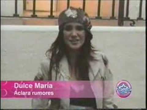 RBD DULCE MARIA
