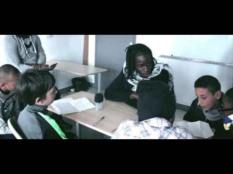 Vidéo du club radio au collège edouard manet