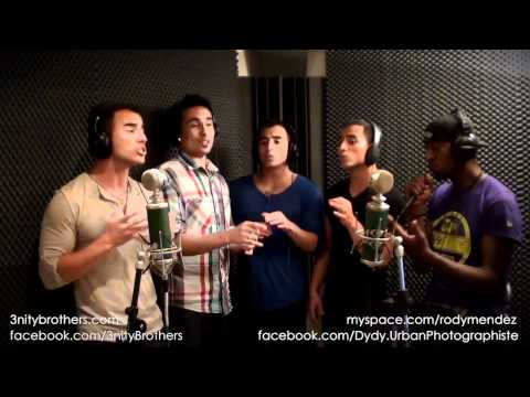 O Holy Night (acapella) - 3nity Brothers, Rodrigo Ace and Edson