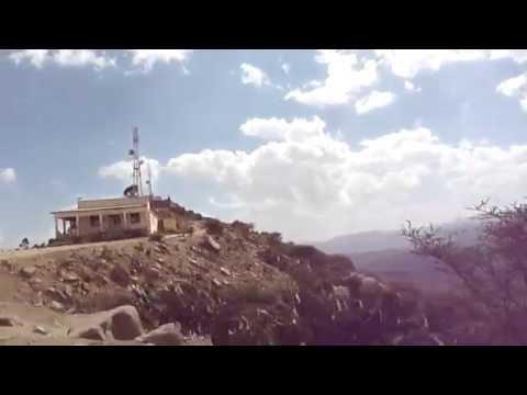 ERITREA: Drive to Redsea coast of Massawa via Asmara Part 2