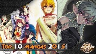 TOP 10 Mangas 2015 [DEUTSCH/GERMAN]
