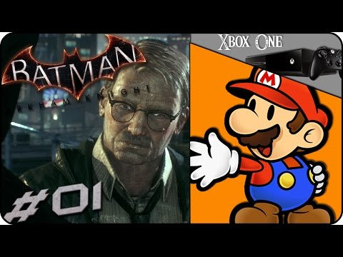 Batman: Arkham Knight #01 - 9 Monate später ♦ [XONE/4k/60FPS] ♦ Let's Play