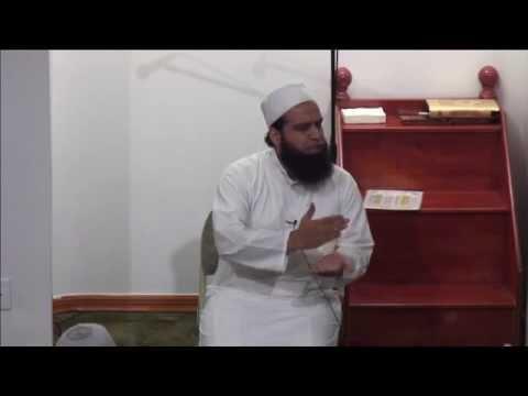 Mufti Farhan (Week 1) - Ramadan 2014