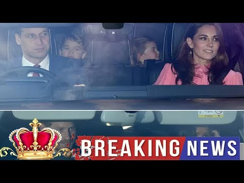 Queen Royal -  Royals arrive for the Queen's Christmas lunch at Buckingham Palace MP3