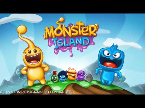 Monster Island Ambient Music (Produced By Andrew DNG Gomes)