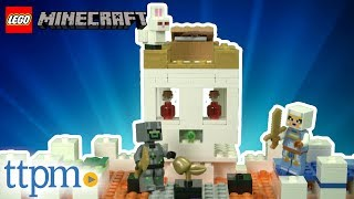 LEGO Minecraft The Skull Arena from LEGO
