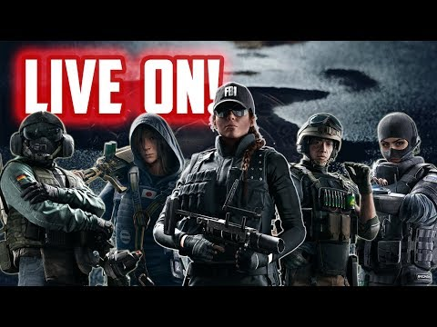 Rainbow Six - Live On | BORA MADRUGAR!