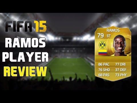 FIFA 15 Adrian Ramos Player Review | Cheap Target Man