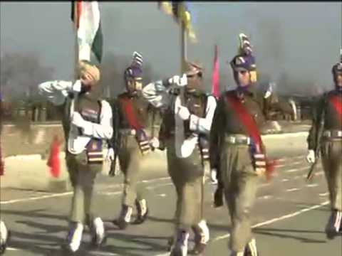 Security stepped up in India's Jammu and Kashmir ahead of Obama's visit to country