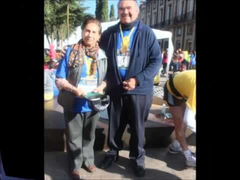 Rotarios Club toluca Carrera contra el cancer Ciudad Toluca Dic 2014