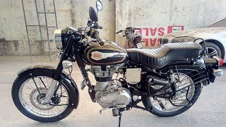 2019 Royal Enfield standard 350 ABS || detailed review