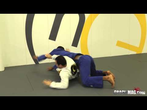 Escape side control with Marcelo Garcia