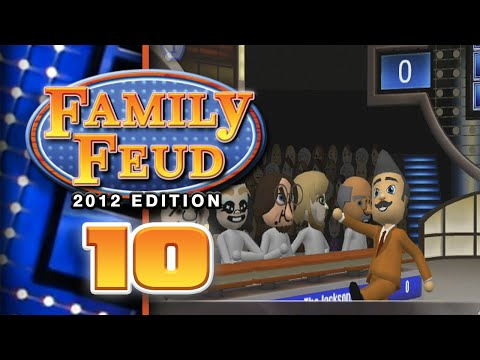 Family Feud: 2012 Edition - Part 10 (5-Player)