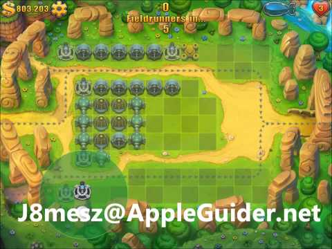 fieldrunners 2 hd v1 2 hack unlimited coins and money consumer hack