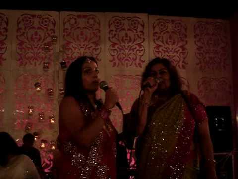 Hansta Hua Noorani-Singing at sister wedding