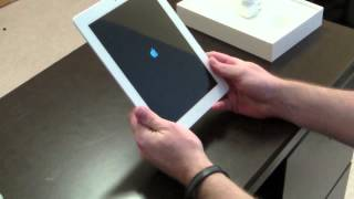 New iPad 3rd Generation Unbox and Setup