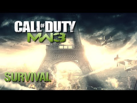 Call of Duty Modern Warfare 3 – Survival Mode [Part 2/3]