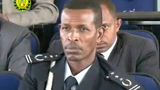 Ethiopia  Police Program 11 10 2009 E C by Aksum Police News